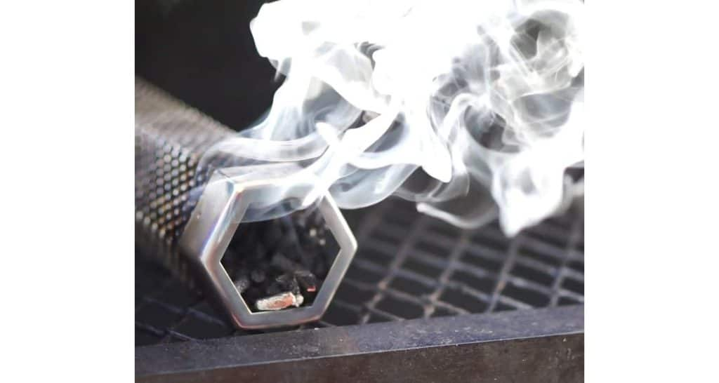 smoker tube for creating more smoke in traeger pellet grill