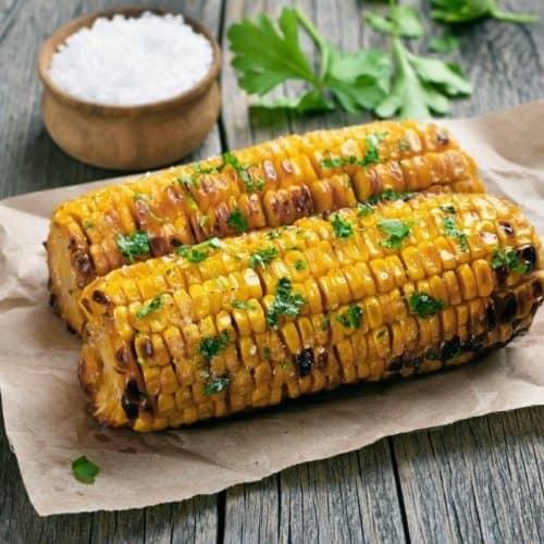 Smoked Corn on the Cob