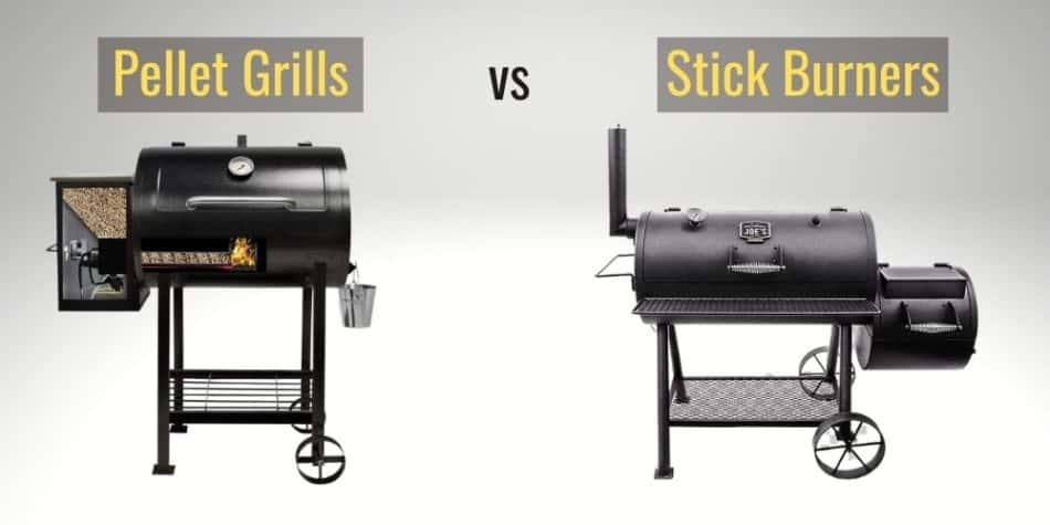 Pellet Grills vs Stick Burners - Which is Better?