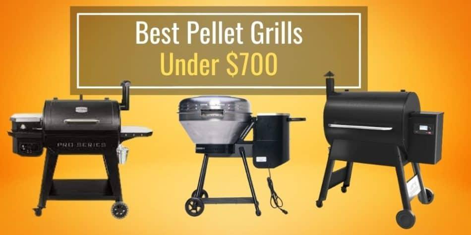 Best Pellet Grills Under $700