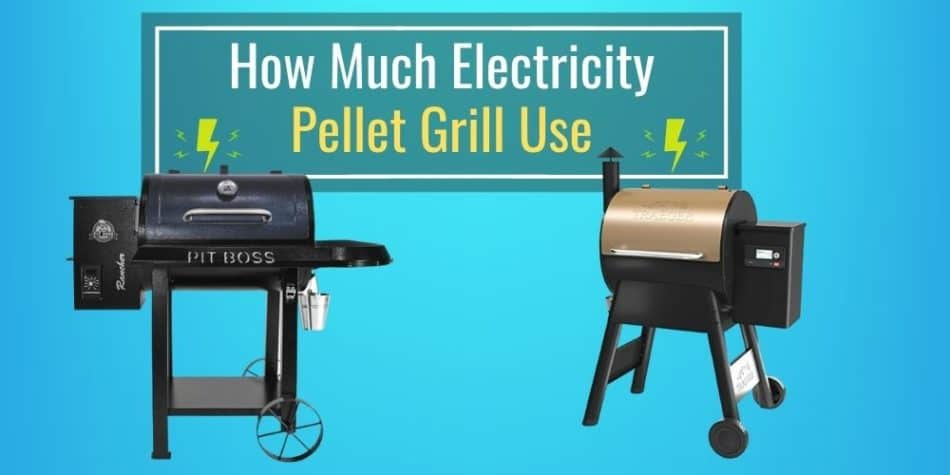 How Much Electricity Pellet Grills Use